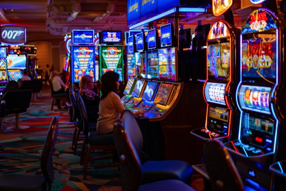 Casino Slot Machine Emulator