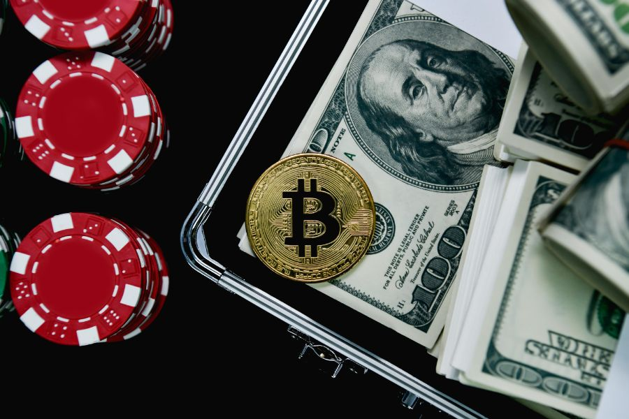 Casino cryptocurrency