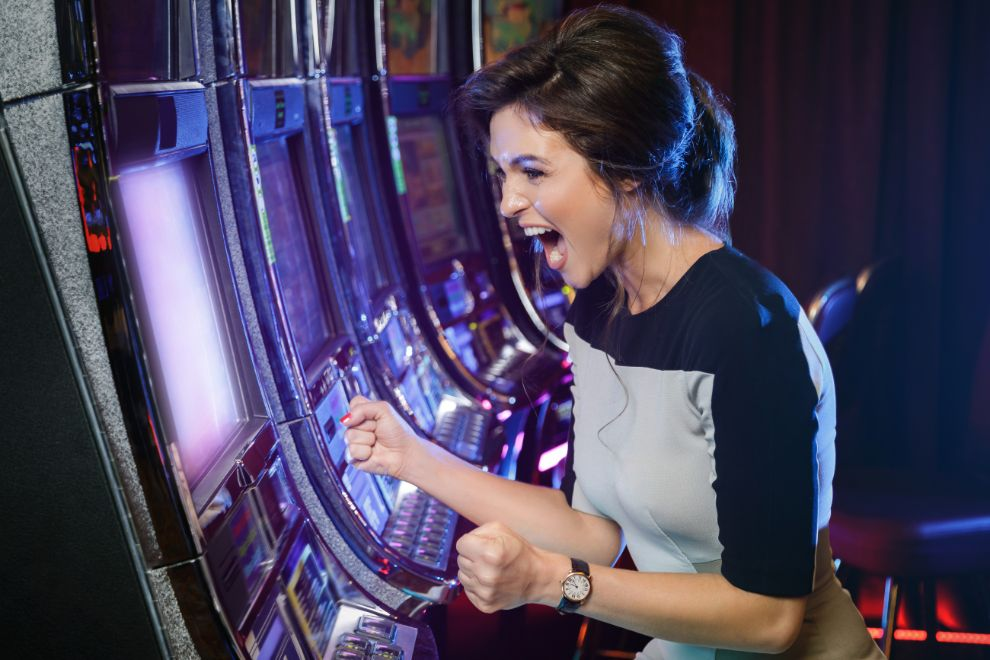 rivers casino slots
